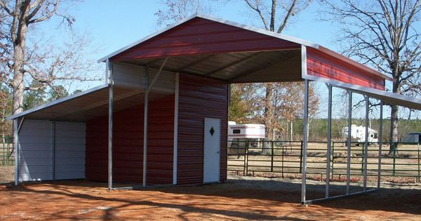 Affordable post frame buildings in texas metal wood for Affordable barns and garages