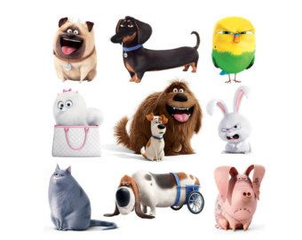 Pin By Cecile R On Disney In 2020 Secret Life Of Pets Pets Animal Birthday