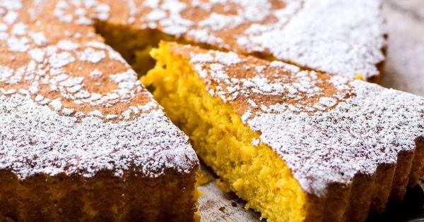Gluten Free Tangerine Cake Recipe Flourless Cake Clotted