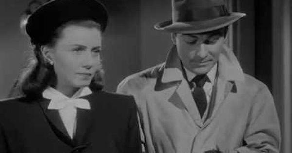 Return 1948 Detective A Film Noir Michael Duane Lenore Aubert Richard L Detective Movies Black And White Movie Film Noir