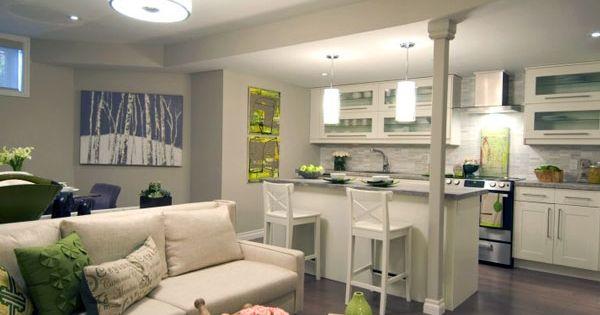 arredo per cucina e soggiorno open space - fotogallery donnaclick ... - Sala Da Pranzo E Soggiorno Insieme