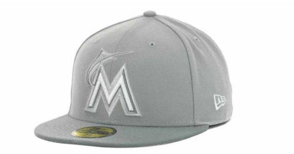 Miami Marlins New Era Mlb Sneak Up 59fifty Cap Hats At Lids Com 71 4 Hats Miami Marlins Marlins
