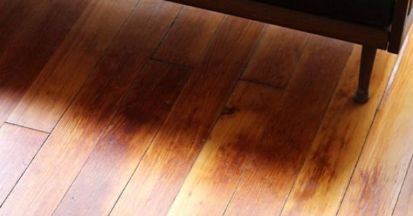 How to clean hardwood floors with black tea stains for How to clean floor stains