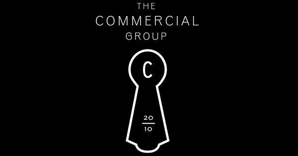 Commercial Group Real Estate Logo Design With Images Real Estate Logo Design Realty Logo Design Real Estate Sign Design