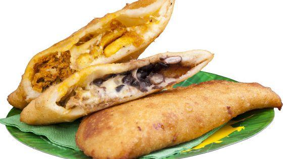 Empanada de pabell n cocina de venezuela cocina y for Cocina venezolana