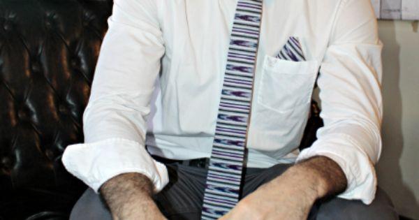 DIY tie - KorI?A?ta handmade slim ties.  www.korbata.com