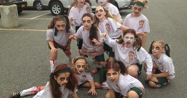 North Rockland Sparks Travel Soccer Team Girls Under 10