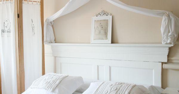 Stukje slaapkamer foto reportage van ons huis voor het tijdschrift shabby style 2013 - Tijdschrift chic huis ...
