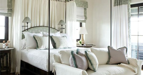 Atlanta Canopy Bed Bedroom Design Ideas, Pictures, Remodel and Decor