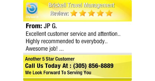 Excellent customer service and attention Highly recommended to - excellent customer service