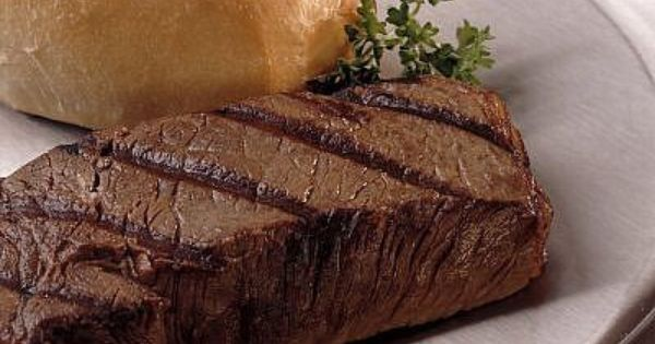 how to cook thick steak on stove