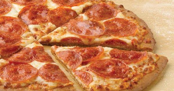 Papa John S Finally Reveals A Gluten Free Pizza Gluten Free Pizza Stuffed Peppers Papa Johns Pizza
