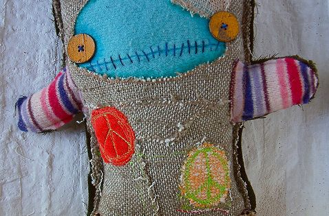 peace keeper by eanie meany, via Flickr