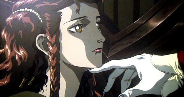 Vampire Hunter D Anime Characters : Vampire hunter d meier and charlotte anime ♘