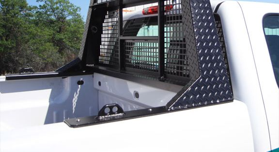 Pickup Truck Headache Rack Built By Highway Products