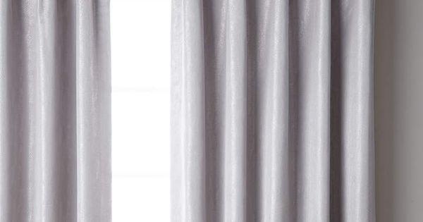 A catenella, a fili, a cordone, a manovella, fino ai più. Misti Thomas Modern Luxuries 3 Fold Pinch Pleat Shimmer Curtain Panel 120 And Matching Items Pinch Pleat Curtains Panel Curtains Curtains
