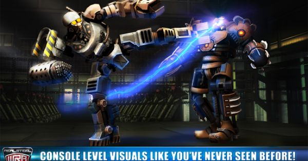 Download Real Steel Robot Boxing For Windows 7 8 8 1 Mac Pc
