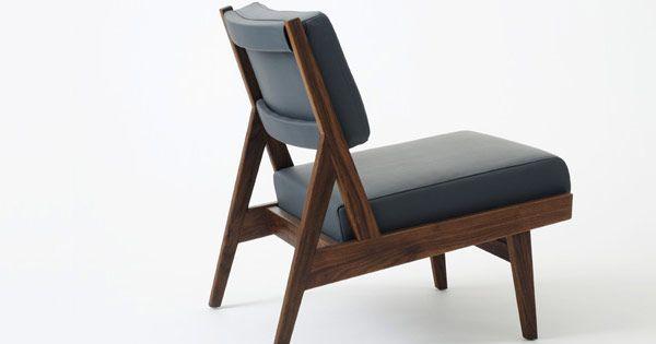 U431 Low Armless Chair - Benchmark Furniture