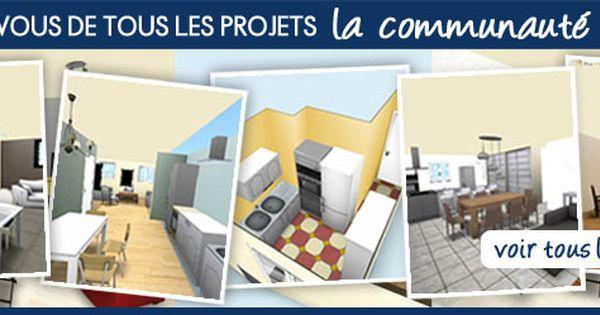 elle maison 3d cr ez votre pi ce votre appartement ou. Black Bedroom Furniture Sets. Home Design Ideas