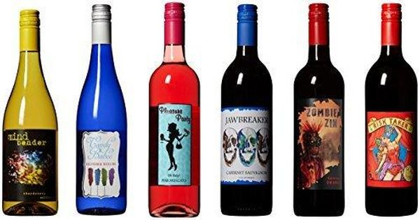 Craft Wine All In Mixed Pack Non Vintage California Cabernet