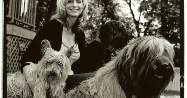Emmylou Harris With Dogs Nashville Celebrity Dogs