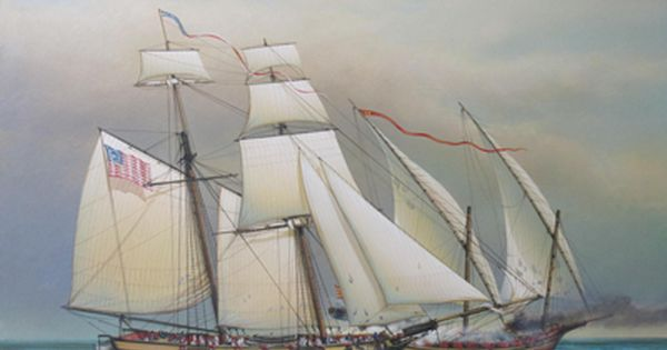 Capture Of The Tripolitan Cosair Tripoli By The Uss Enterprise Marine Painting Uss Enterprise Sailing Ships