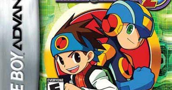 Mega Man Battle Network 2 Nintendo Game Boy Advance Nintendo Game Boy Advance Mega Man Capcom Games