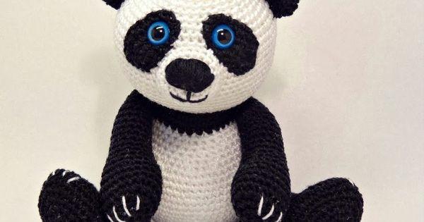 Amigurumi Panda by Smartapple Creations - My amigurumi ...
