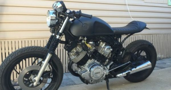 1995 Yamaha Xv250 Cafe Racer Custom For Sale Cafe Racer Yamaha Virago Yamaha Bikes