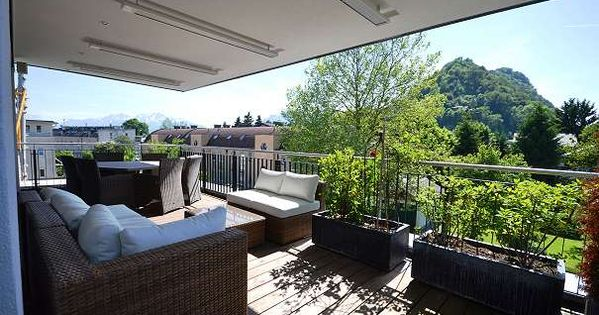 Dise o terrazas con toldo dise o de jardines pinterest - Diseno de terraza ...