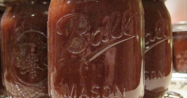 Maple Habanero Barbecue Sauce