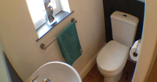 Adding A Downstairs Toilet With Bathroom Installation In Leeds Shower Room Extension