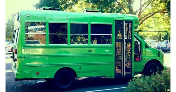 School Bus Conversion Resources: Square Footage? - School Bus Conversion Resources