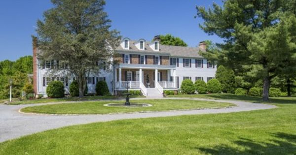 Elegant Country Estate Home Built In 1700 S Historic Homes For Sale Old Houses For Sale Old Houses