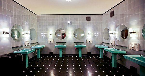 Art Deco Bathroom Art Deco Deco Moderne