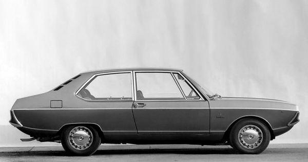 1967 Fiat 125 Executive Concept Fiat Concept Concept Cars