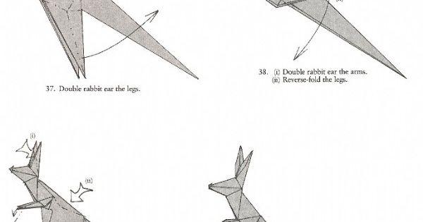 kangaroo origami 3 gami pinterest kangaroos
