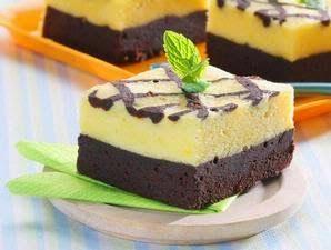 Resep Brownies Coklat Keju Panggang Sederhana Dan Praktis Keju Panggang Makanan Resep Kue