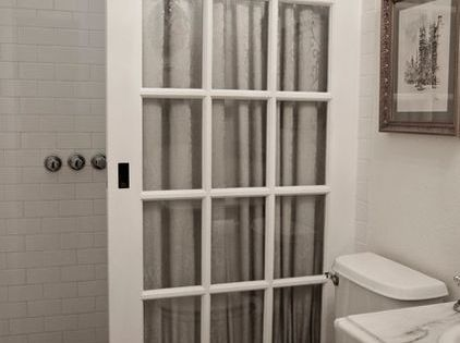 7 Ways To Upscale Upcycled French Doors Glass Shower