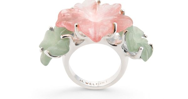 Pretty Posies Ring - JewelMint