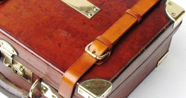 James Purdey Vintage Cartridge Ammunition Case Oak