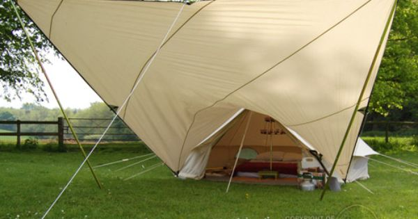Shade Sail Tent Awning Tent Bell Tent