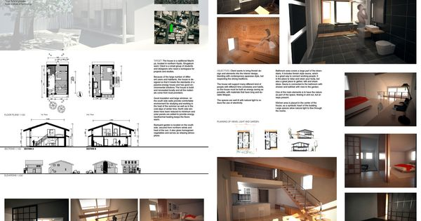 Final presentation board layout by t mann for Interior design board software