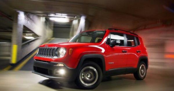 Jeep Renegade A La Venta En Chile Jeep Renegade Jeep Autos