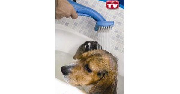 Pet Zoom Bathe N Groom Indoor Outdoor Dog Washer And Grooming