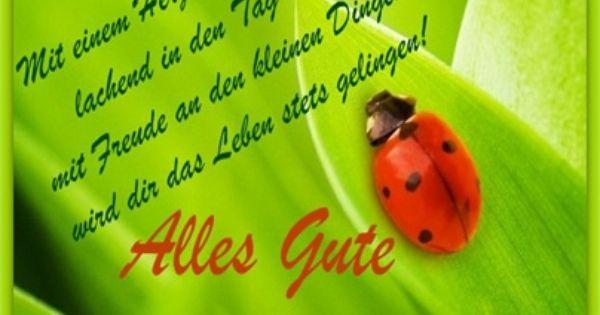 Alles Gute zum Geburtstag - http://www.1pic4u.com/blog ...