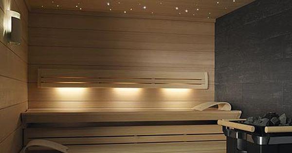 sauna modelle f r zu hause sternenklare nacht nizza und schick. Black Bedroom Furniture Sets. Home Design Ideas