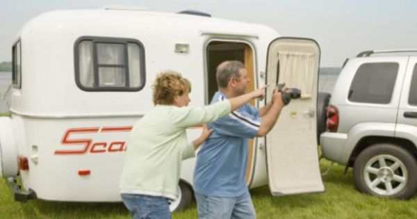 Scamp 13 Foot Used Travel Trailers Vintage Travel Trailers