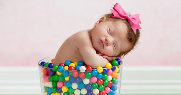 Gum ball Baby - babyphoto