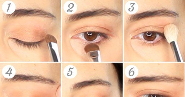 Tuto Maquillage Facile Yeux Bleus Easy Makeup Tutorial For Blue Eyes Tutos Beaut Missgworld